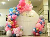 Decor cu baloane pentru sărbătoarea dvs