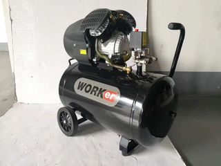 WORKer MV 100 L  compresor/ компрессор