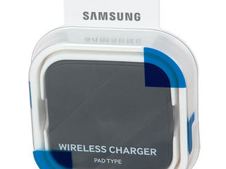 Samsung Qi wireless fast charger incarcator fara fir беспроводная зарядка