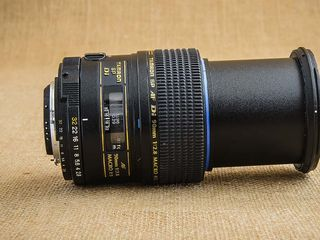 Tamron 90 mm f/2.8 di macro Nikon