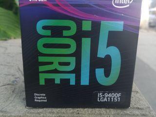 I5 9400F,I7 9700 Box New - 2800 Lei