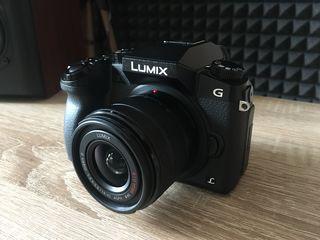 Panasonic Lumix G7 + G Vario 14-42mm Lens