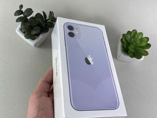 Vind iphone 11 128gb purple sigilat