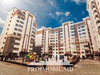 Exfactor! Penthouse, 3 camere cu living, parcare subterană! 93 mp locativi + 45 mp terasele.