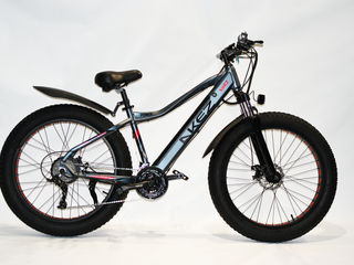Bicicleta electrica 750W noua Akez (fatbike) baterie internă posibil si in rate la 0% comision