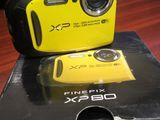 Fujifilm finepix xp80 wifi waterproof 15m,ois