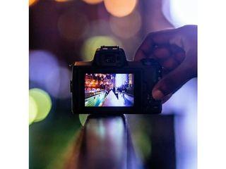 Системный фотоаппарат Canon EOS M50 Black Kit EF-M 18-150 IS STM