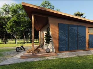 Энергосберегающий дом заводской готовности