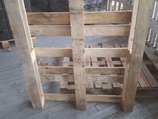 Paleti din lemn fructe export / Деревянные поддоны для экспорта фруктов