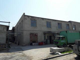 Spaţiu de producere, depozit la Buiucani! 1200 m2!