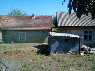 Бубуечь  Bubuieci - 3 км от Кишинёва  старый Дом с 12 сотками = 35000 евро