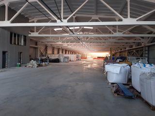 Сдаем производственно-складское помещение (новое) 2700м2-1350м2 в одноэтажном здании на Ботанике!