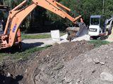 Servicii miniexcavator