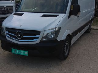 Mercedes Sprinter Maxxi Klima