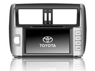 Штатная магнитола Toyota Prado 150 (2009 - 2013)