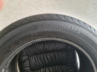 4 anvelope Yokohama 225/60 R18 100H - 2700 lei