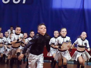Dansuri moderne pentru copii Chisinau!'' VIBE ART ''