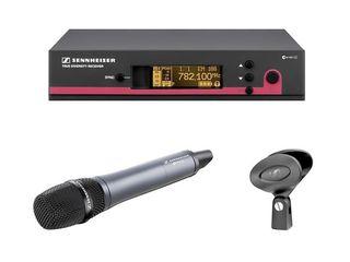 Senhaiser 845 G3 - Mackie c300z - Dynacord Chorus 15.2