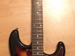 Bill Lawrence SwampKaster Stratocaster (Made in USA)