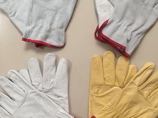 Перчатки рабочии, manusi pentru lucru