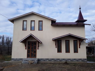 Casa noua, varianta alba, or. singera