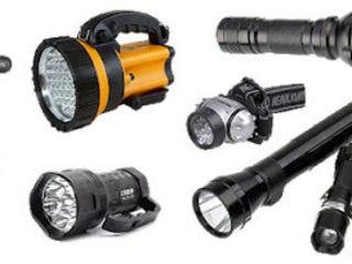 Новые фонарики - лучшая цена!