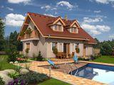 Super pret pt. constructia casei din cotelet La Rosu  - 235 euro/mp