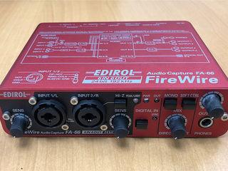 Roland FA66, MDX 1400,AUDIOPHILE24/96