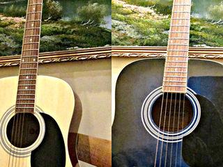 Martinez FAW-702 Guitar Western Dreadnought =1990 mdl USA Acustic! Chitara. Гитара новая! бартер