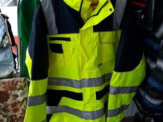 Новая зимняя светоотражающая куртка 3M (размер XXL)