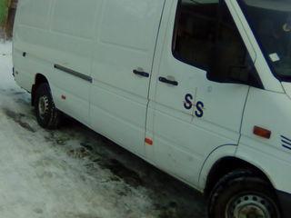 Mercedes 313 2005baza lunga