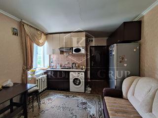Vânzare garsonieră, 20 mp, reparație, mobilată, Buiucani, 15 900 euro!
