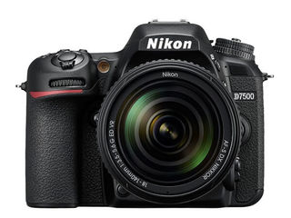 Nikon D7500 kit 18-140VR