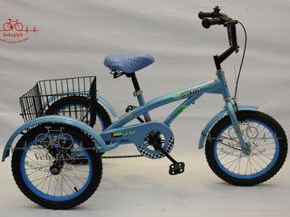 Triciclete cu scaun/coș în spate.Oferte speciale
