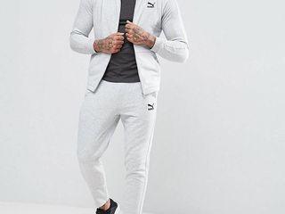 Costum sportiv, спортивный костюм Puma 100% original !!! Marimea XL. Slim Fit