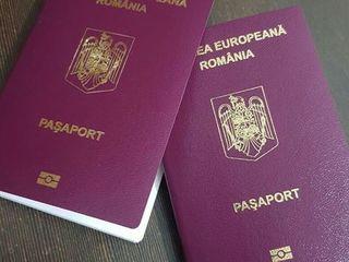 Pasaport Roman- Iasi, Vaslui, Bucuresti, Galati