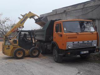 Bobcat Manipulator Excavator Kamaz