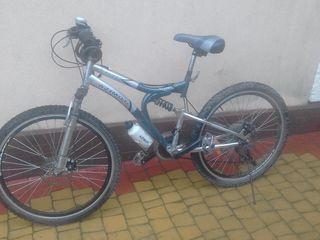 Se vinde bicicleta Azimut Blascer intr-o stare foarte buna