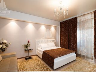 Посуточно 1-комнатная  квартира в самом центре города ! Super apartament pe zile