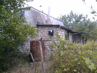 """Продаётся дача в 20 км. от Кишинёва. Товарищество """"Cringul privighetorilor""""."""