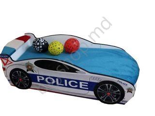 Pat pentru copii Kids Mob Police (EN)