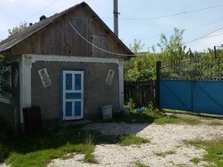 Срочно дом  в Рэденах или меняю на одну комнату в малосемейке в Кишиневе