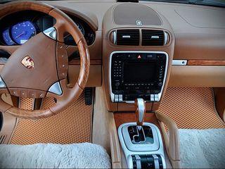 Уникальные коврики EVA-Drive – лучшие коврики в салон автомобиля для зимы и лета.