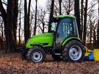 Se vinde tractor tuber 40