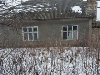 Casa nefinisata si teren arabil 30 ari,or.Ungheni.s.Pirlita pret 10000