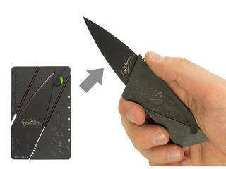 Нож кредитка всего за 25лей