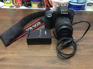 canon 80d +18-55 stm