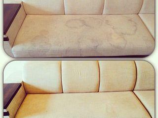 Химчистка мягкой мебели, стульев