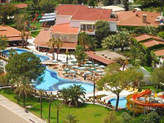 Club Boran Mare Beach 5* / Hv1 Kemer -  490 Евро - Вылет 1 Июля   На 6  Ночей / 7 Дней