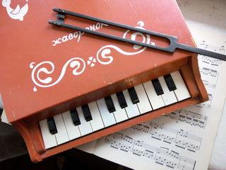 Диагностика и компьютерная настройка фортепиано. Diagnostica si acordarea pianului .